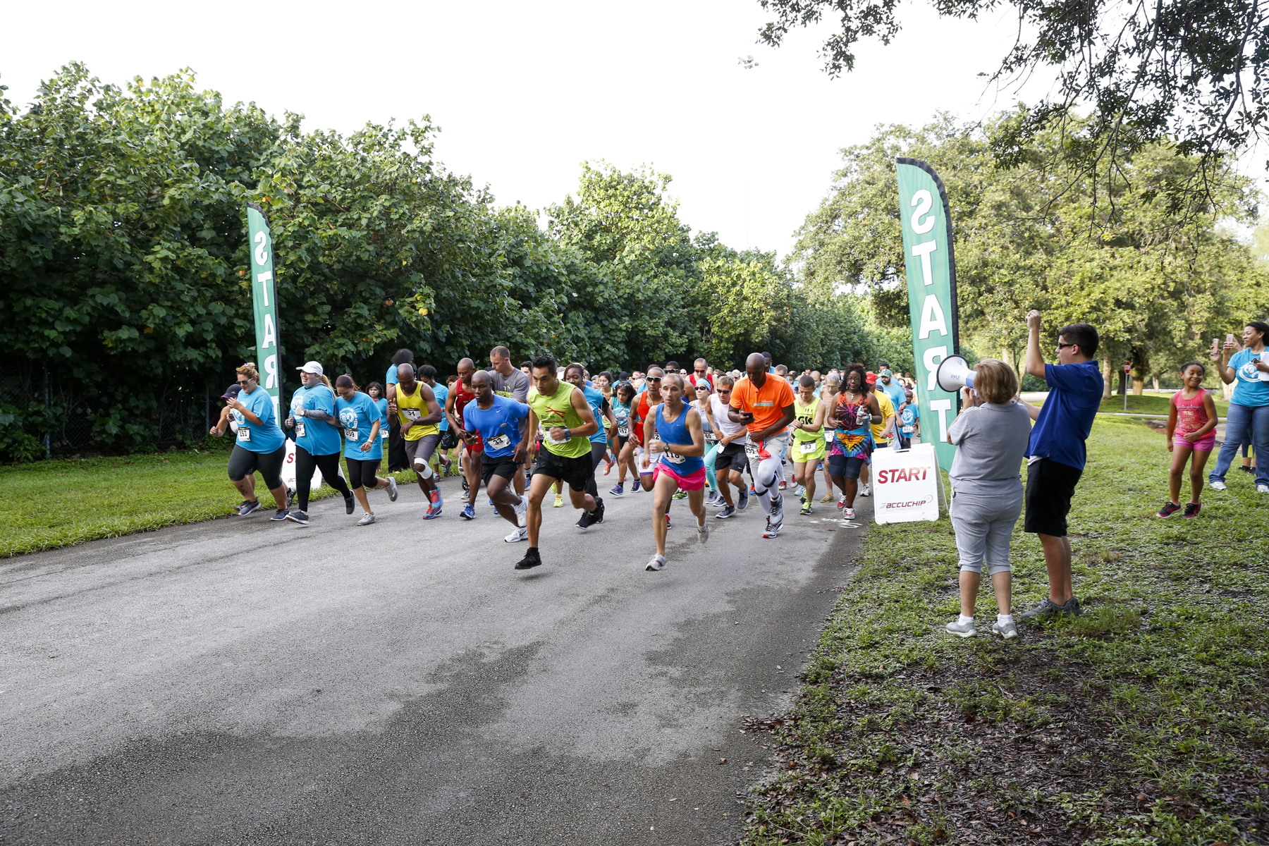 Kindah 0228 - Florida Teal 5K Run/ Fun Walk 2016