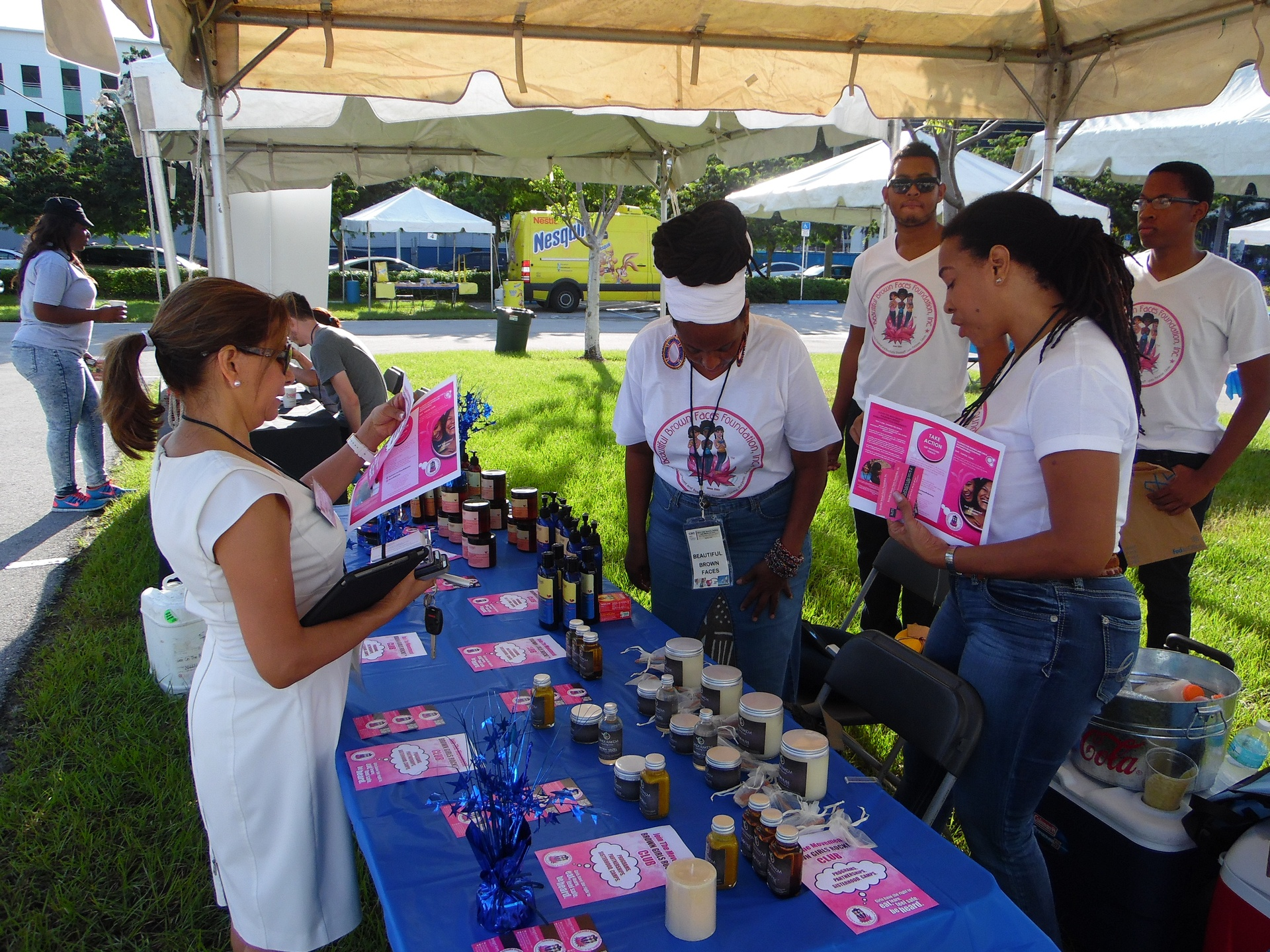 SAM 0883 2 - Community Health Awareness - Miami 2016