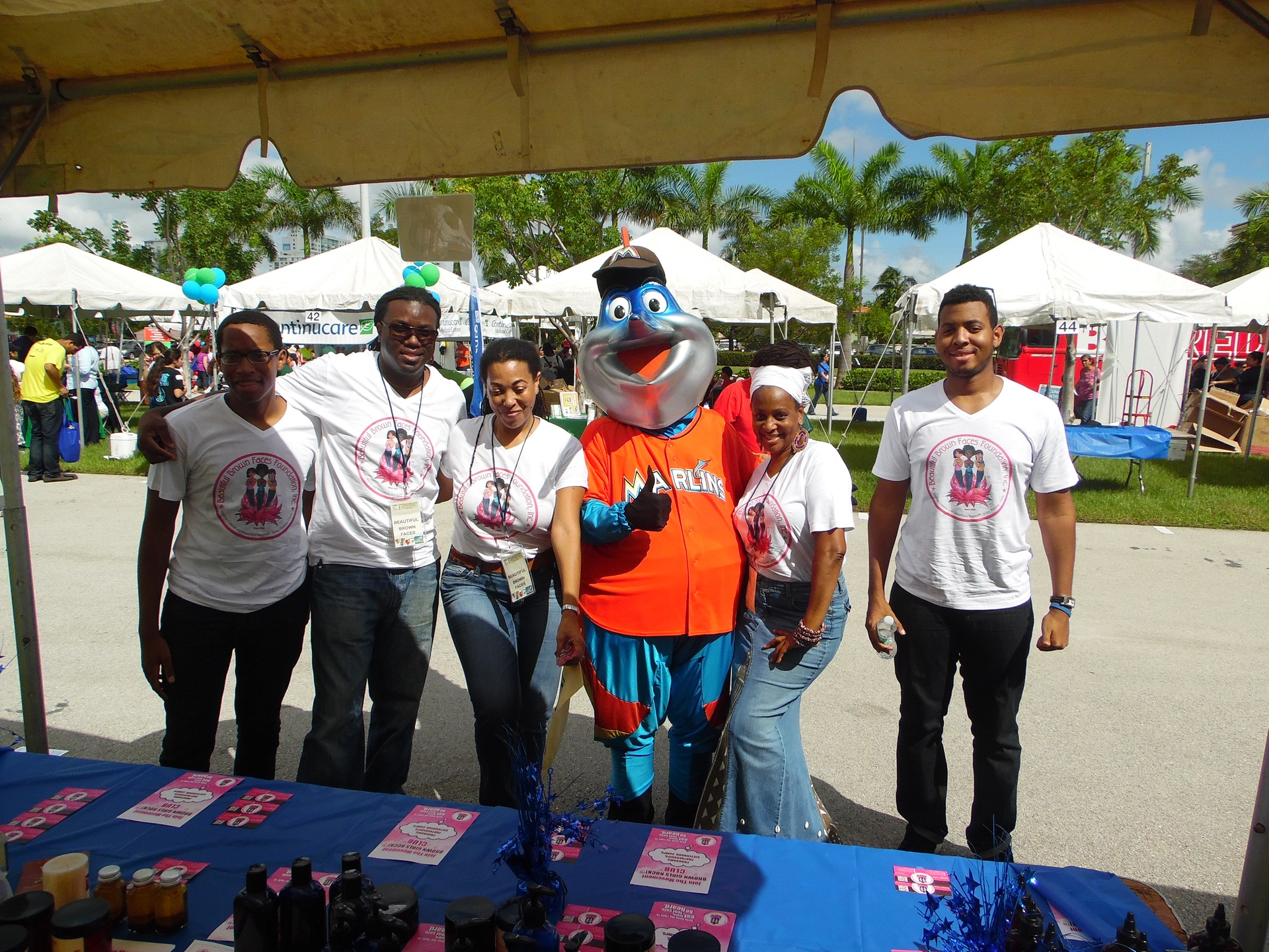 SAM 0895 2 - Community Health Awareness - Miami 2016
