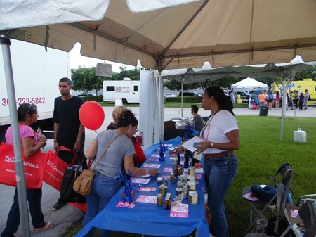 oop - Community Health Awareness - Miami 2016