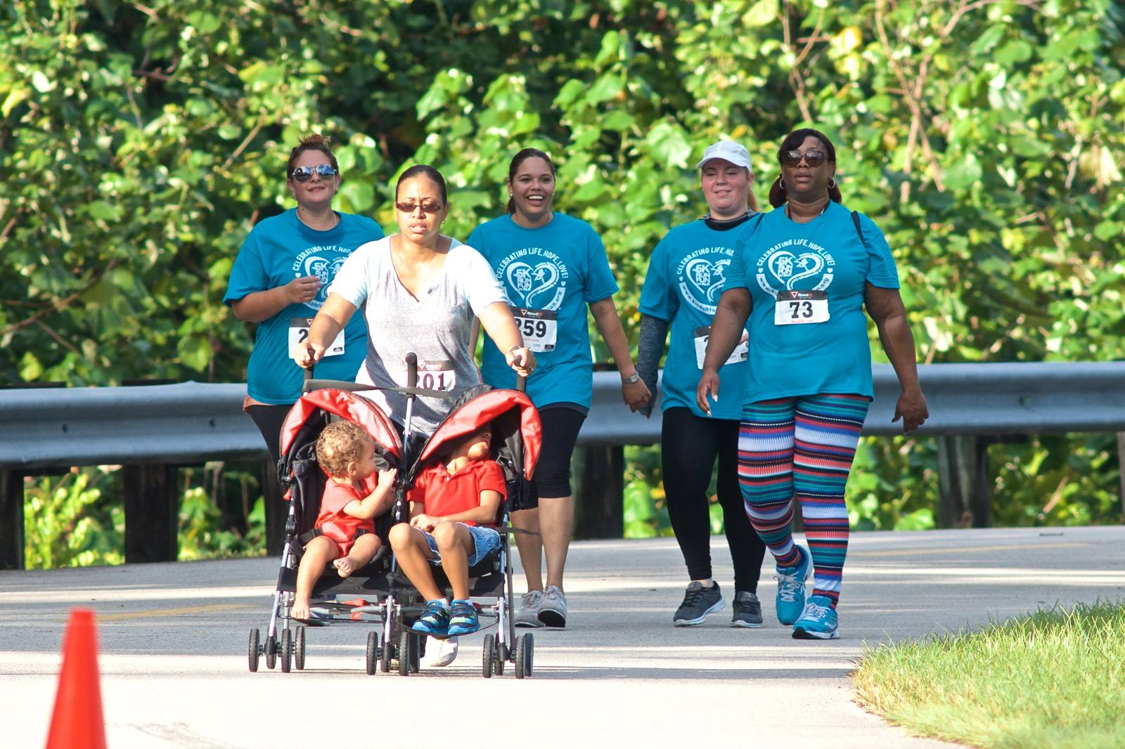 teal 10 - Florida Teal 5K Run/ Fun Walk 2016