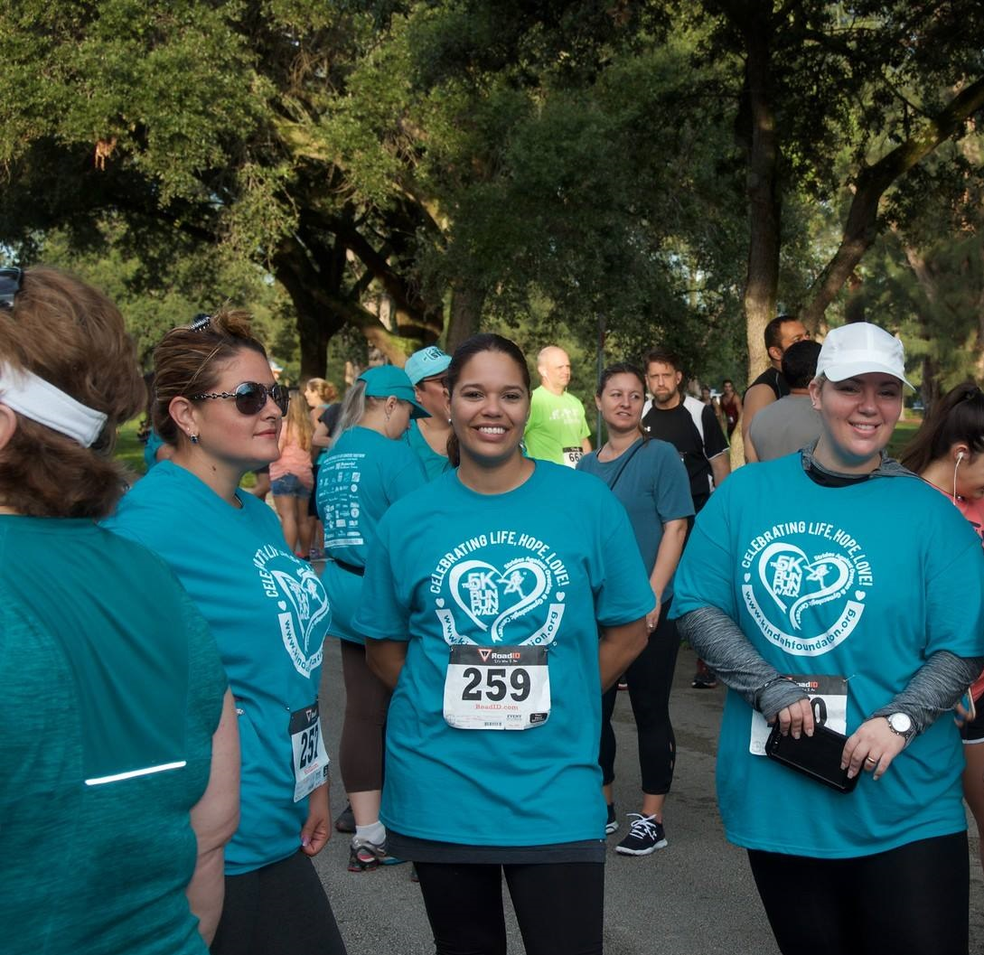 teal 9 2 - Florida Teal 5K Run/ Fun Walk 2016