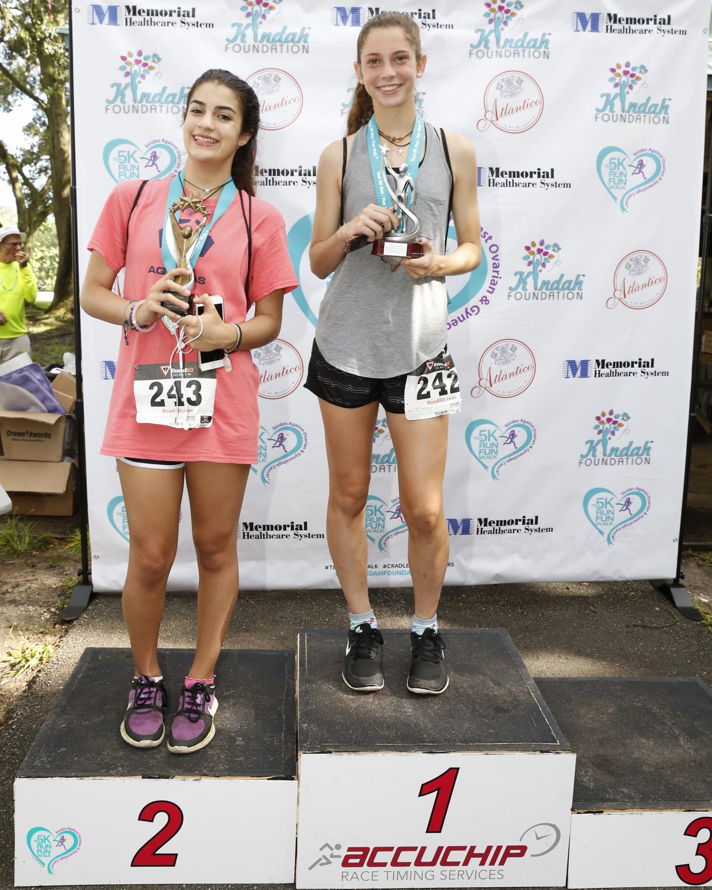 KF 0798 - Florida Teal 5K Run/ Fun Walk 2016