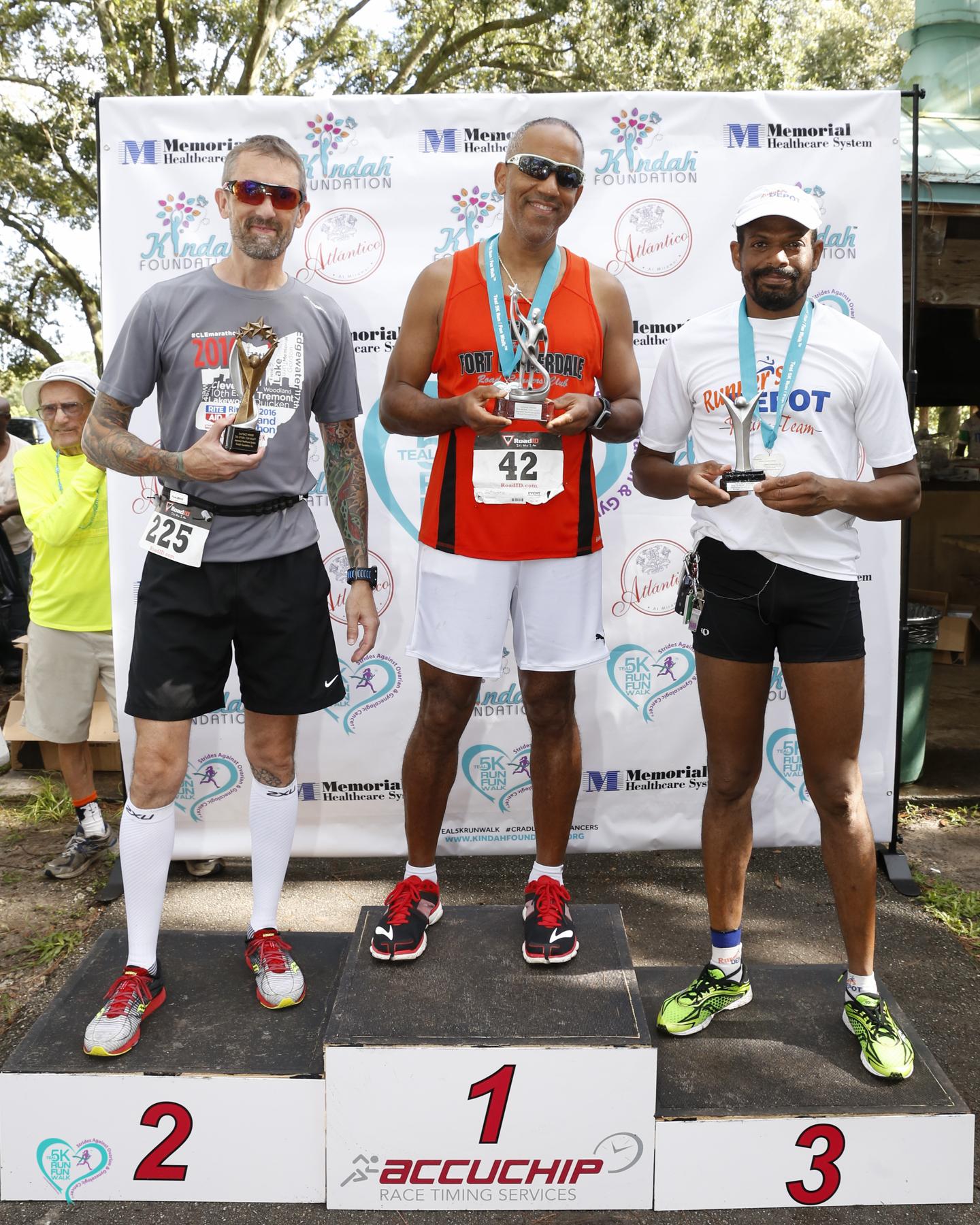 KF 0813 - Florida Teal 5K Run/ Fun Walk 2016