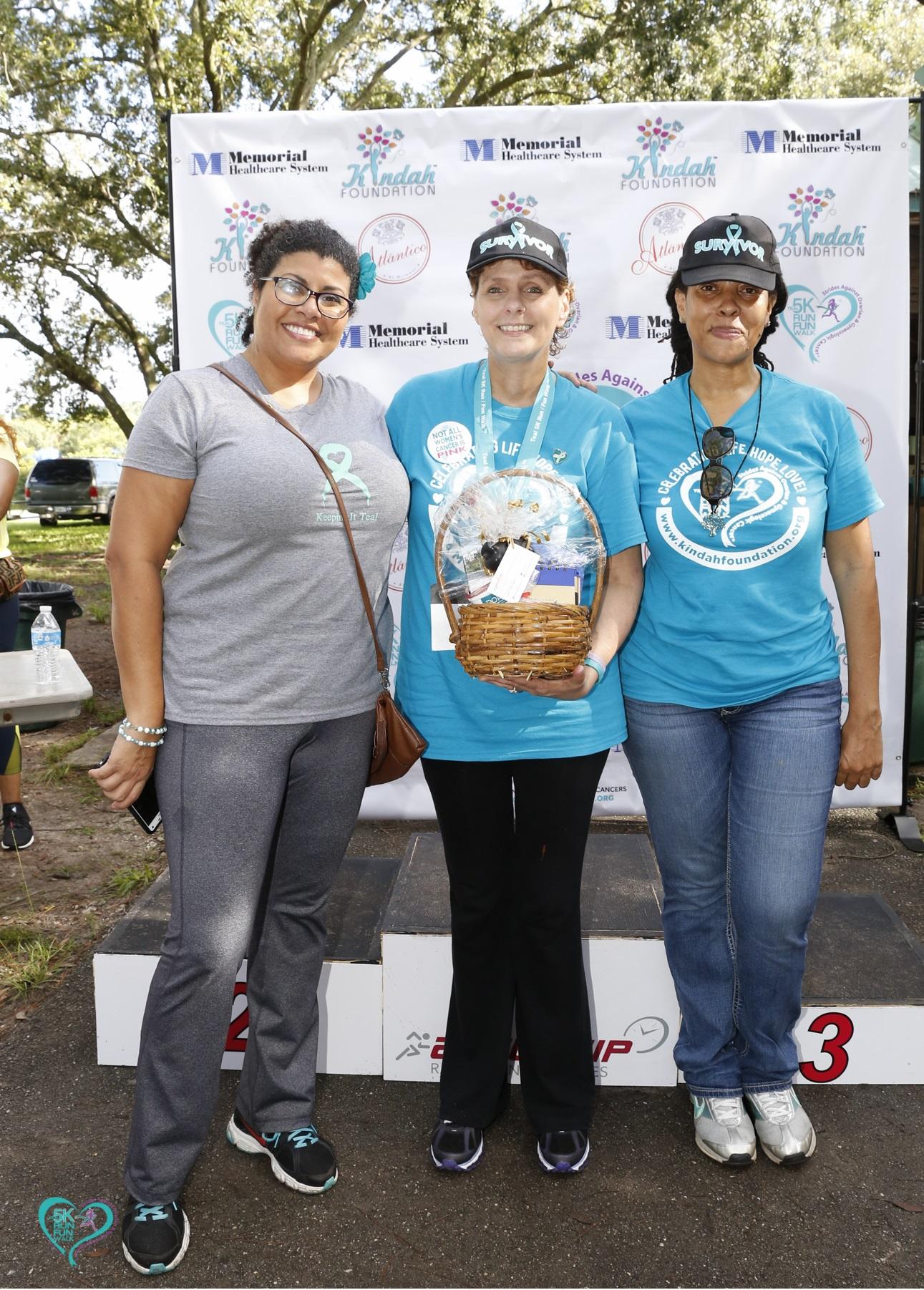 KF 0863 - Florida Teal 5K Run/ Fun Walk 2016
