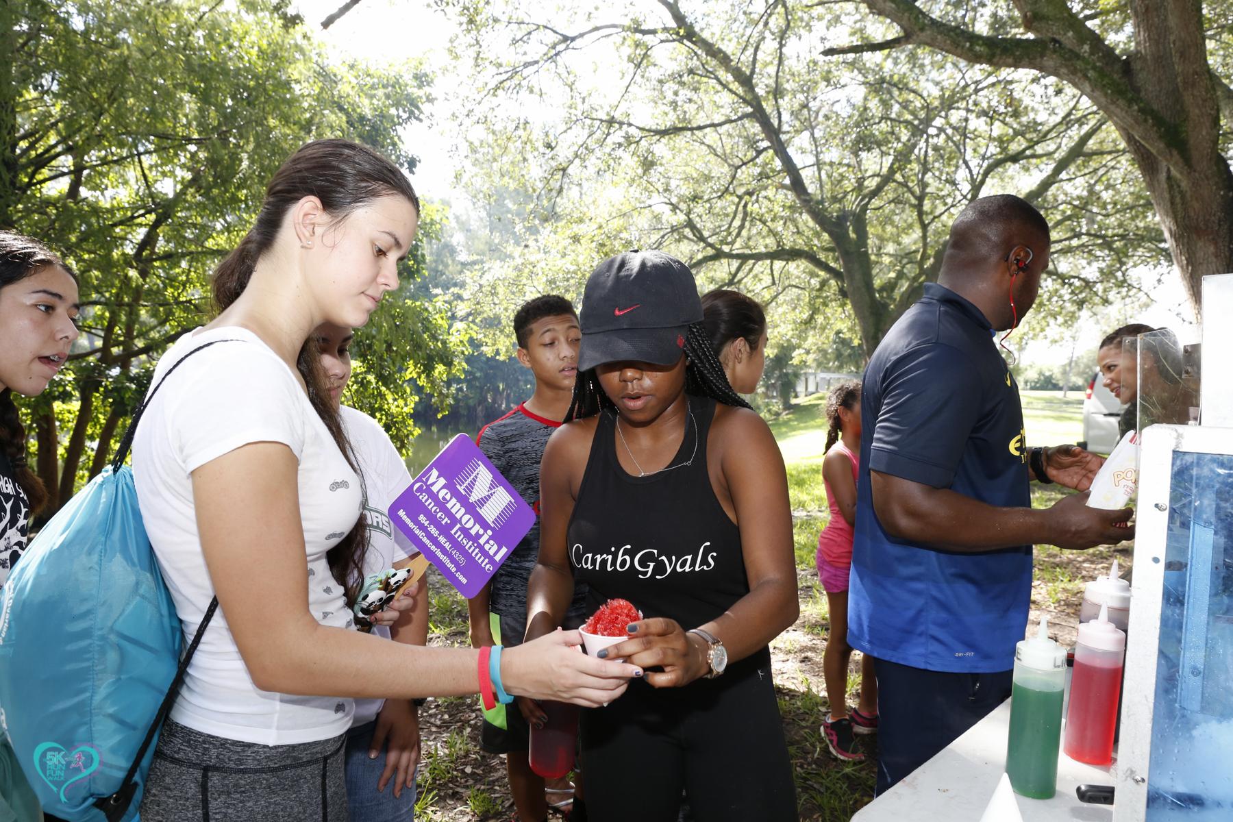 KF 0922 - Florida Teal 5K Run/ Fun Walk 2016