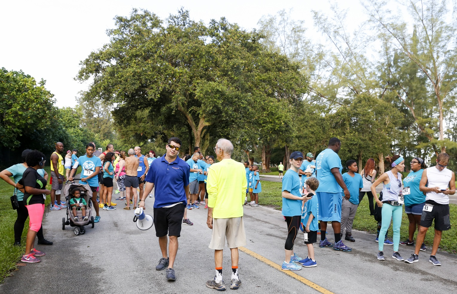 KF 0189 - Florida Teal 5K Run/ Fun Walk 2016