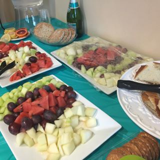 Vegan Breakfast - Annual Teal Affair Symposium