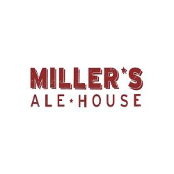millers ale house logo - Home