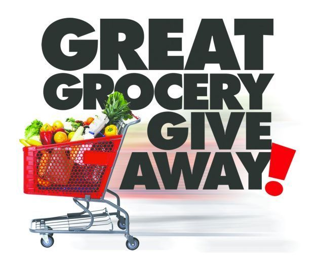 UHYTGRF - Free Grocery Giveaway Distribution