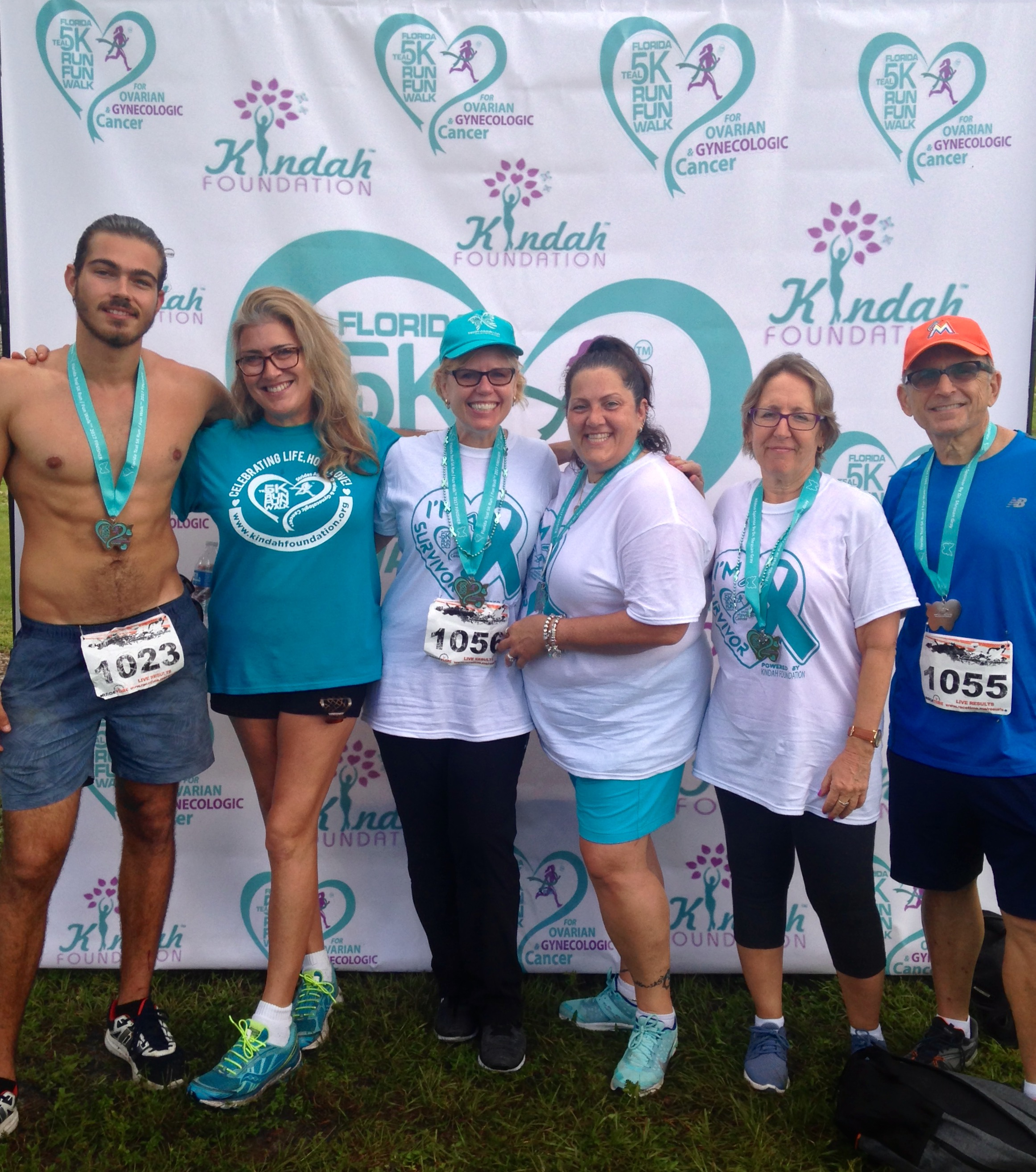 FullSizeRender 008 - Florida Teal 5K Run/ Fun Walk 2017