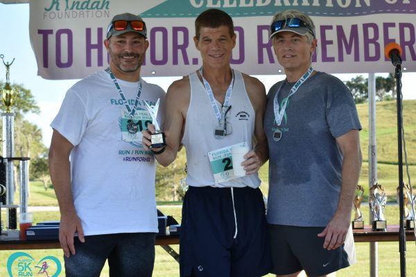 DSC 0159 600x400 - Florida Teal 5K Run 2018