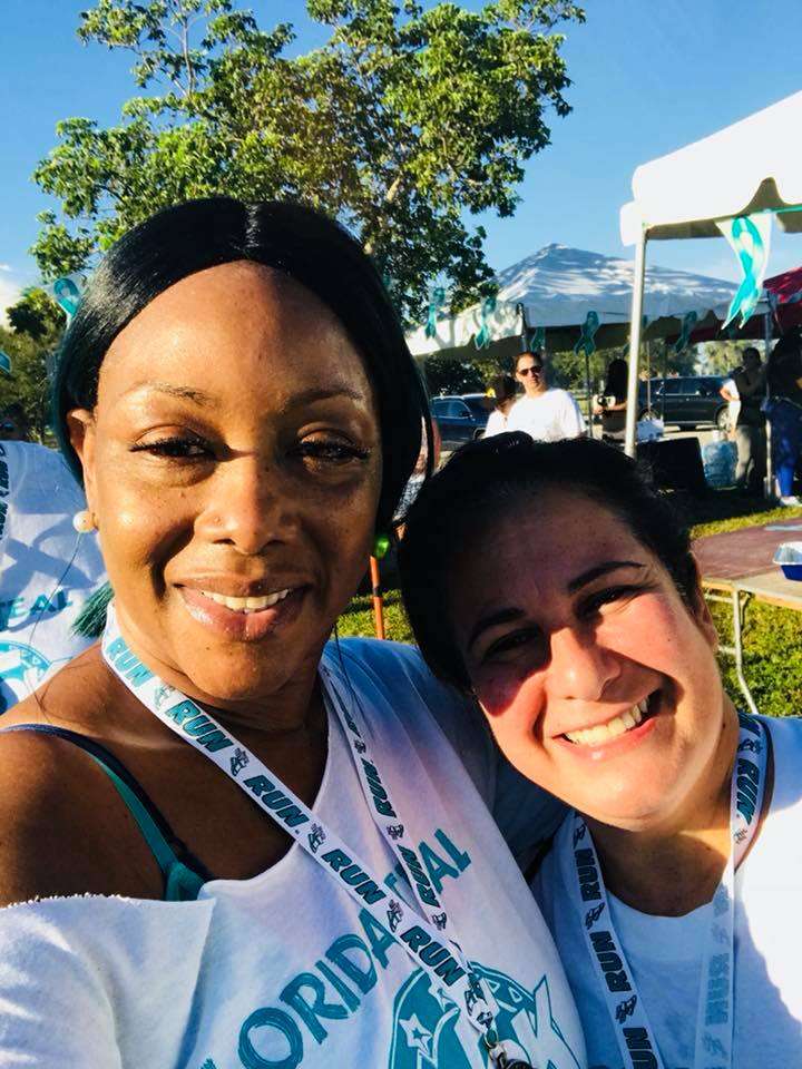 hope 1 - Florida Teal 5K Run & Fun