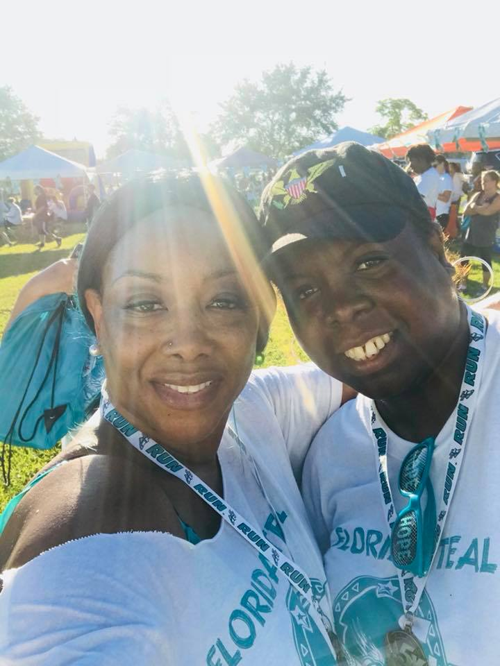 hope 4 - Florida Teal 5K Run & Fun
