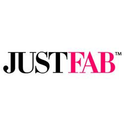 justfab logo - Home - Final